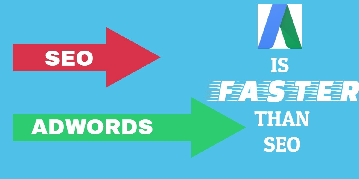 AdWords Works Fast than SEO