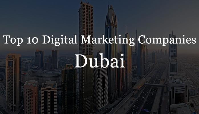 Top Digital Marketing Companies in Dubai