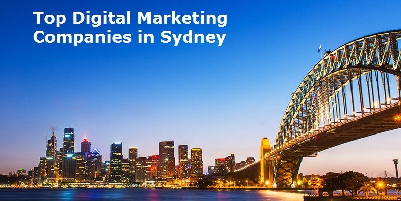 Digital Marketing Companies in Sydneyc