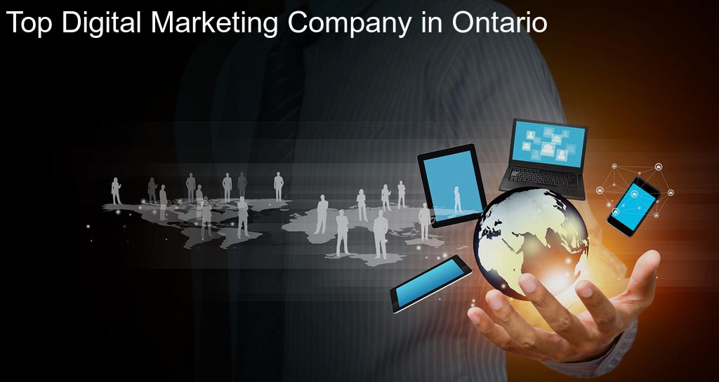 Top Digital Marketing Company in Ontario