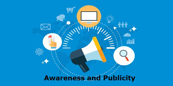 Awareness and Publicity